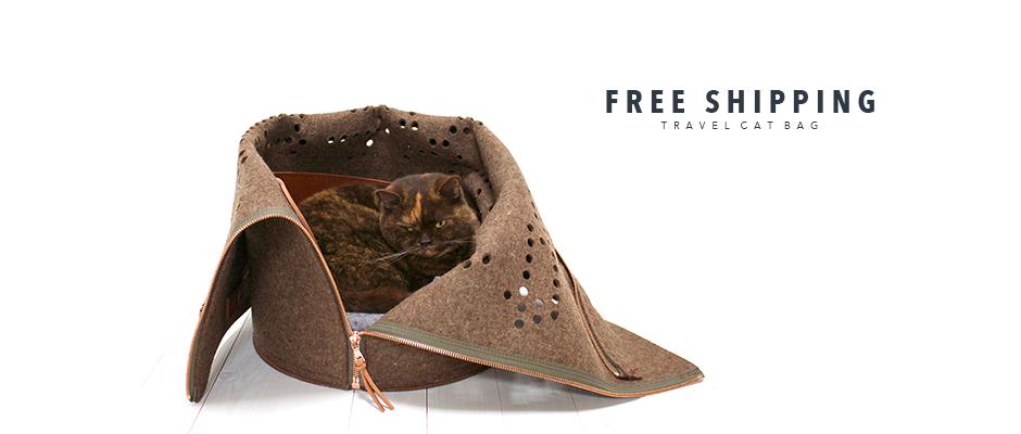 Cat bag Free shipping